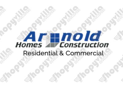 Arnold Homes Construction logo