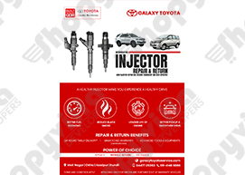 Car injector
