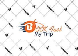 Book Fast My Trip Logo