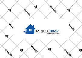 Harjeet Real Estate Logo