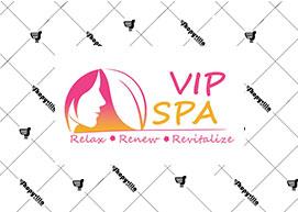 VIP Spa Logo