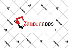 Zampra Mobile Apps Logo