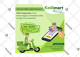 Kodimart Shopping Banner